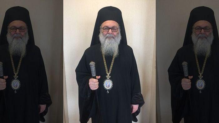 His Beatitude John X, the Damascus-based leader of the Antioch Christian Church (Fox News)