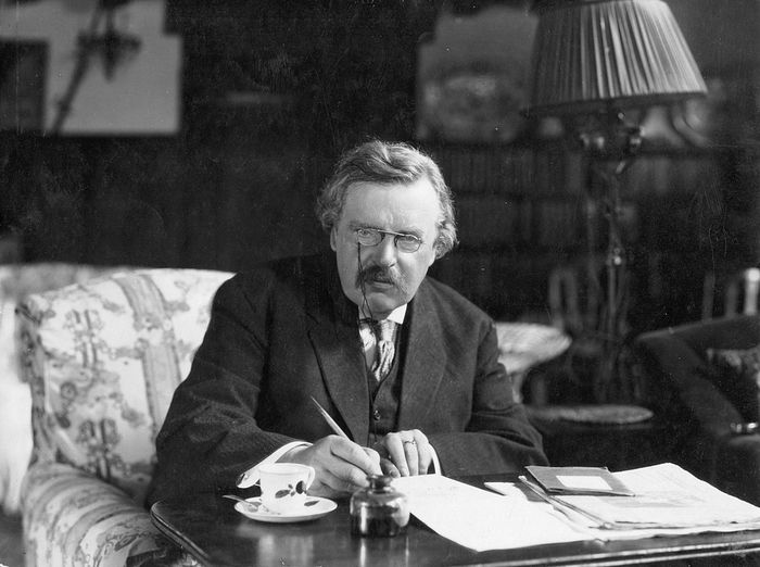 G. K. Chesteron