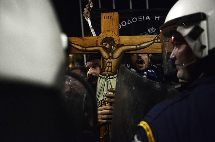 Фото: AFP 2017 / Sakis Mitrolidis
