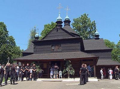 Владимир Легойда: Ситуация с Благовещенским храмом на Украине напоминает богоборческие гонения эпохи коммунизма