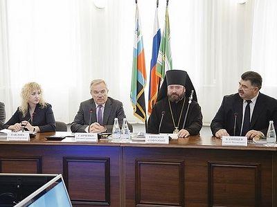 На Белгородчине прошли IX Клыковские чтения