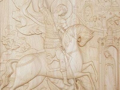 Искусство рельефной иконы возрождается в Удмуртии