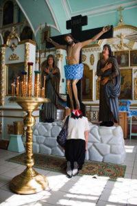 Живые иконы в Перевозном – святыня Удмуртии