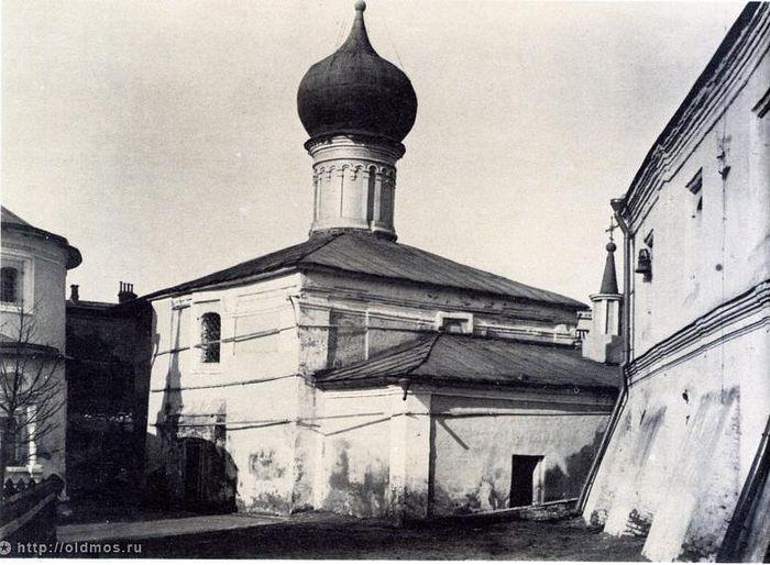 Church of St. Mary of Egypt. 1923. Photo: pravoslavie.ru