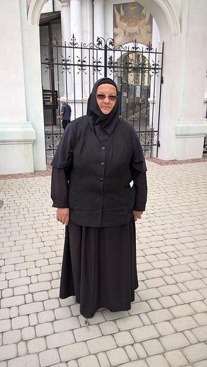 Монахиня Феодосия (Тихонович)
