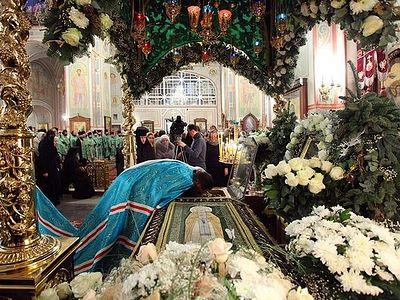Состоится принесение части мощей преподобного Серафима Саровского в Патры