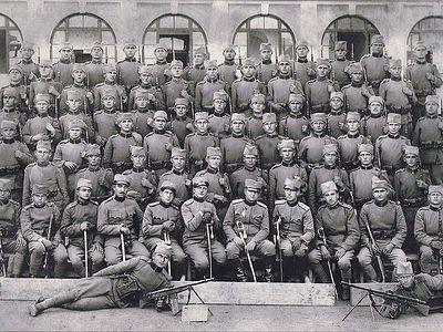 В Посольстве Сербии в Москве открылась фотовыставка памяти воинов Первой мировой войны