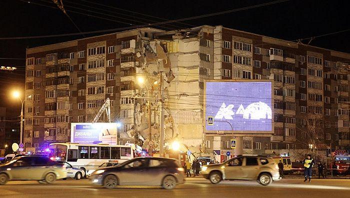 Соболезнования Святейшего Патриарха Кирилла в связи с гибелью людей в результате обрушения дома в Ижевске