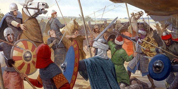 Арабское завоевание Испании