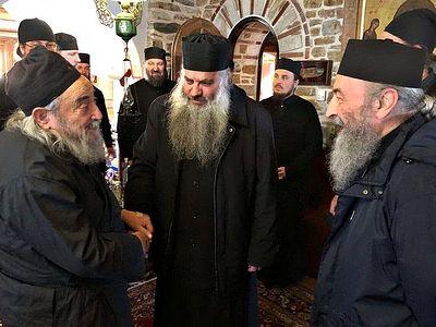Афонский игумен Григорий (Зумис): «Священник – не наместник Бога на Земле, а его послушник!»