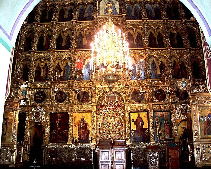 Собор во имя апостолов Петра и Павла в Казани