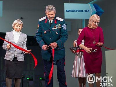 В Омске открылся исторический парк «Россия - моя история»