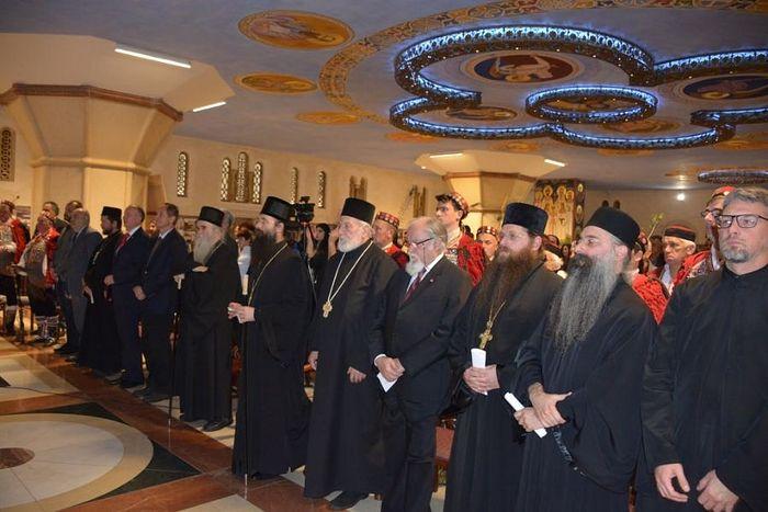 В столице Черногории прошел вечер, посвященный страданию Русской Церкви и Царской семьи