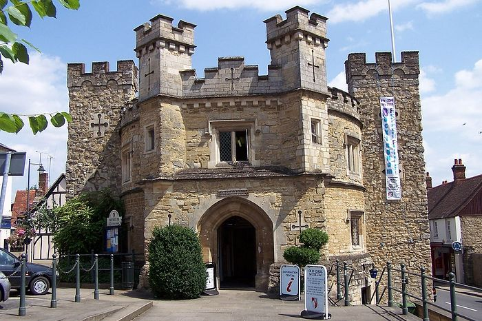Gaol Museum in Buckingham, Bucks