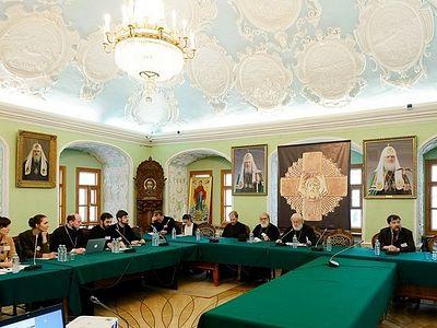 В МДА состоялась конференция «Актуальные вопросы изучения христианского наследия Востока»
