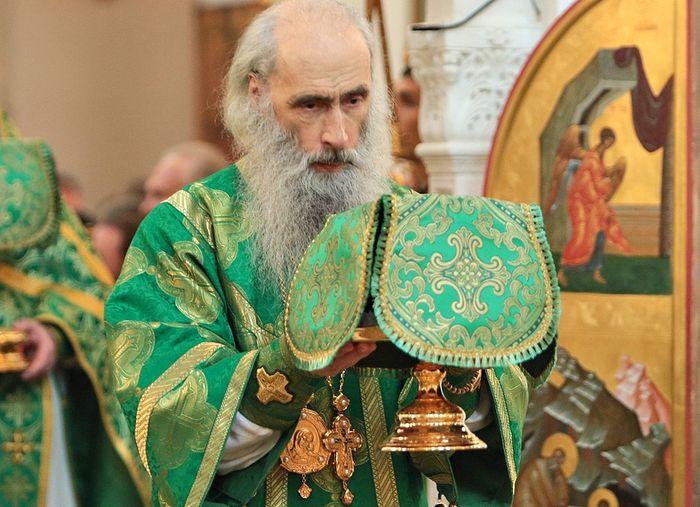 Metropolitan Sergy (Gensitsky) of Ternopil and Kremenets.