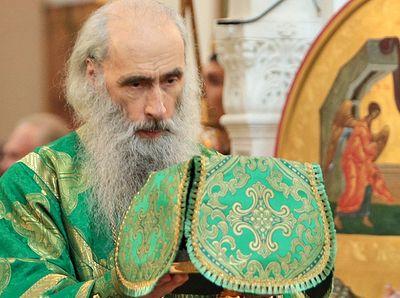 Митрополит Тернопольский Сергий: «Господь выводит нас из ада этого мира и ставит на путь спасения»