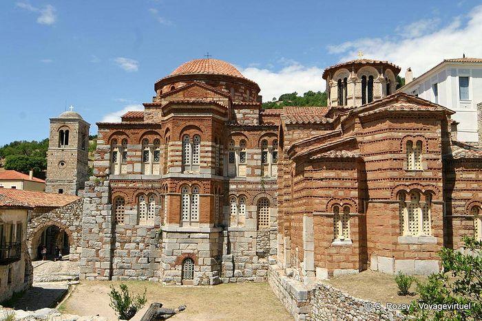 Монастырь святого Луки
