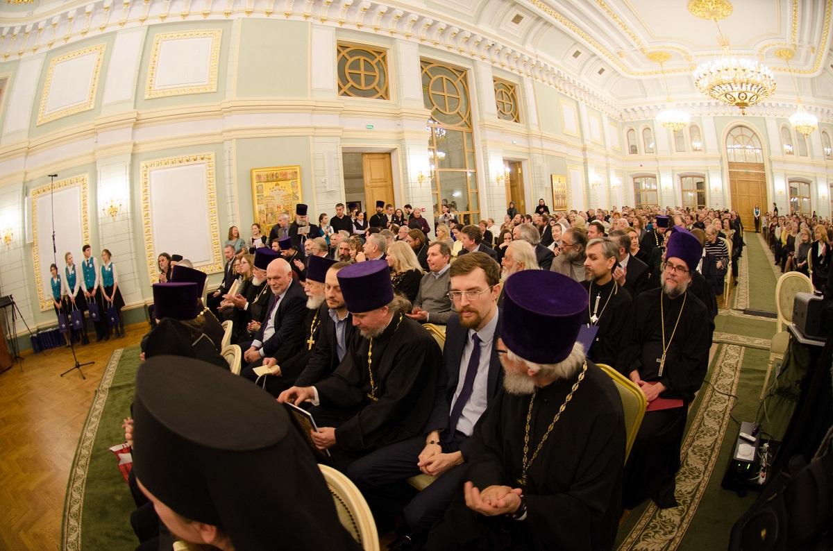 Свято-Тихоновский университет отметил четвертьвековой юбилей