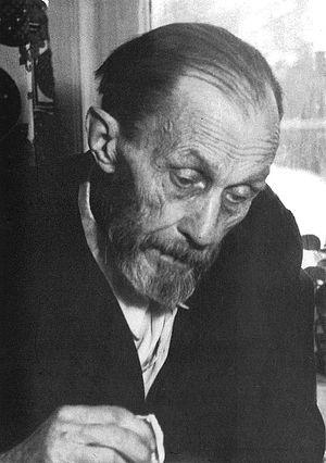 С.И. Фудель в последние годы жизни. Москва, 2-я половина 1970-х гг.. Фото: fudel.ru