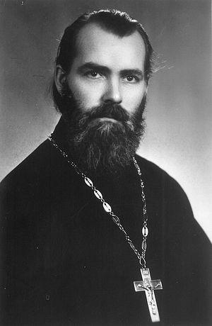 Священник Андрей Каменяка. Покров, 1960-е гг. Фото: fudel.ru
