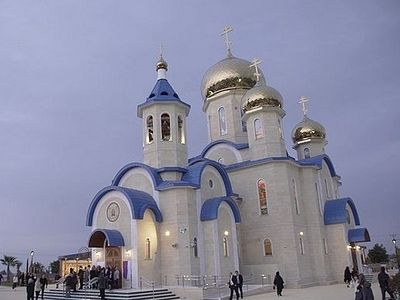 Фильм о строительстве первой русской православной церкви на Кипре увидят жители Москвы и Санкт-Петербурга