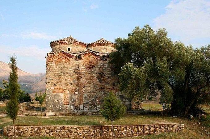 St. Nicholas Monastery in Mesopotam, Albania. Photo: agionoros.ru
