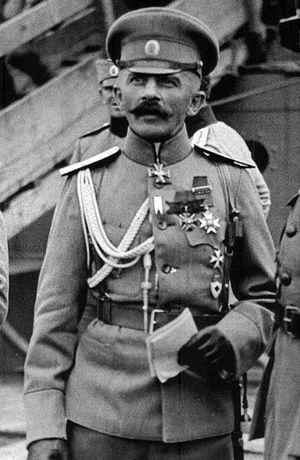 Михаил Константинович Дитерихс