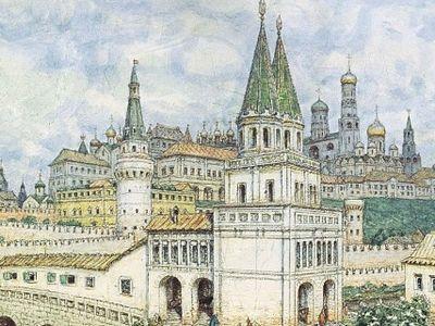 Он открывал исчезнувшую Москву