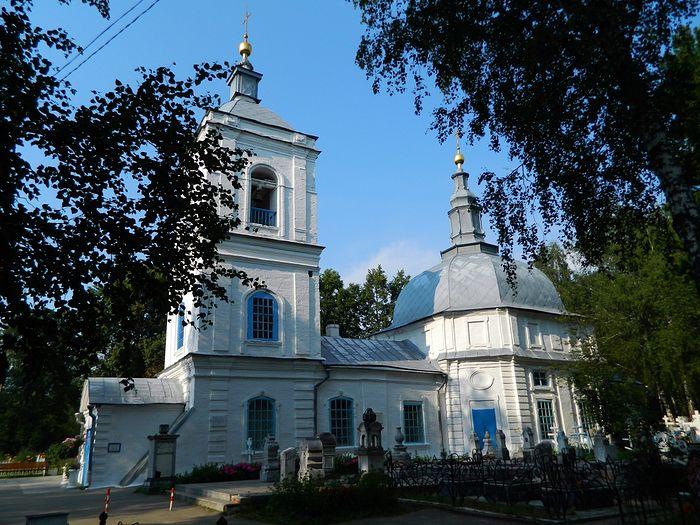 Церковь семи отроков эфесских (Тобольск)