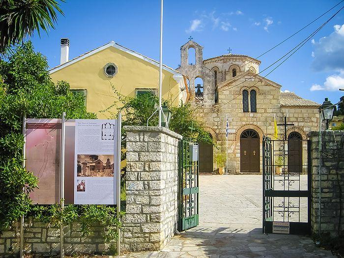 Храм святых апостолов от 70-ти Иасона и Сосипатра