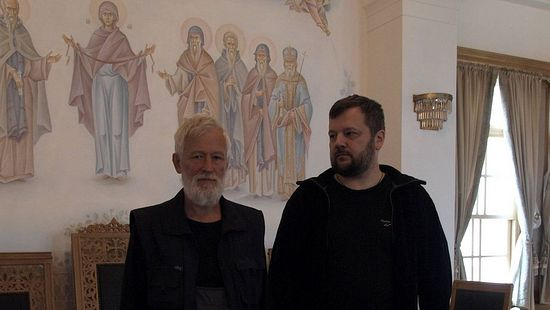 Сергей Егоров и Игорь Лапин