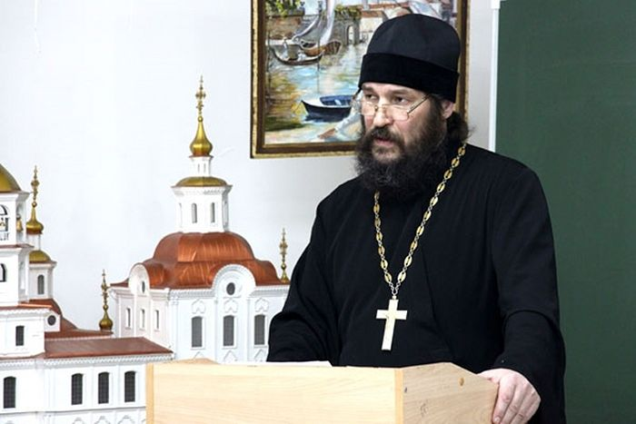 Протоиерей Евгений Старцев. Фото: irk.ru