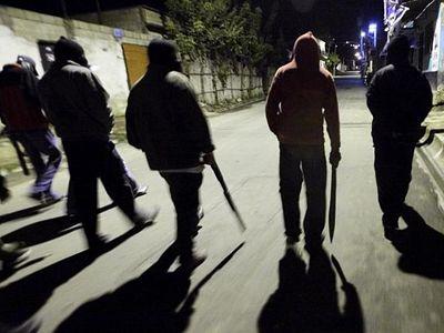О системе молодежных банд АУЕ и социальной депрессии