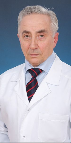 Профессор Владимир Николаевич Трезубов