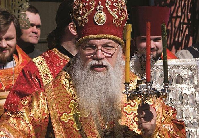 Архиепископ Костромской и Галичский Алексий (Фролов)