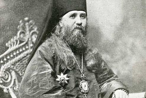 St. Tikhon during his tenure as Bishop, and later Archbishop, of North America.