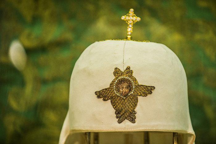 Куколь Святейшего Патриарха Тихона. Фото: Иоанн Ткаченко