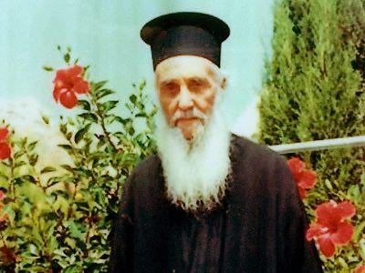 Старец Амфилохий (Макрис): «Вся наша жизнь – небо»