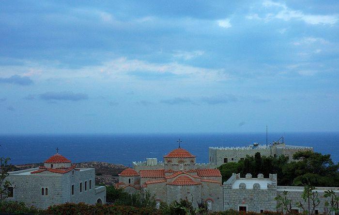 Благовещенский монастырь на Патмосе