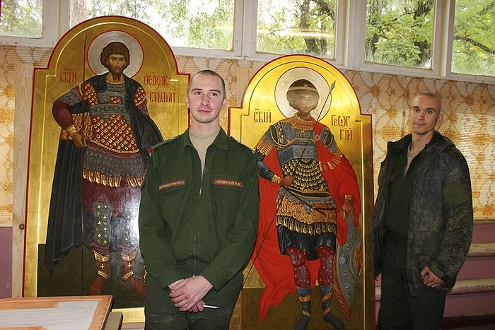 Александр Архипов и Сергей Круглов