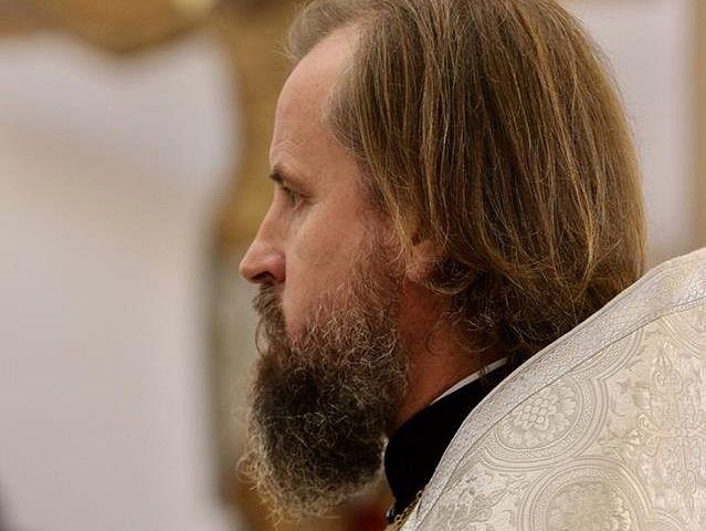 Протоиерей Владимир Латынник