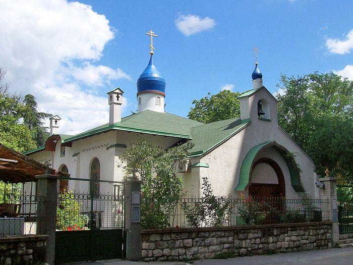 Храм Святой Троицы в Белграде