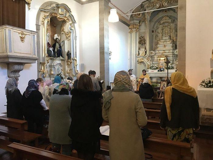 Богослужение в Браге. Фото: http://vzcz.church.ua