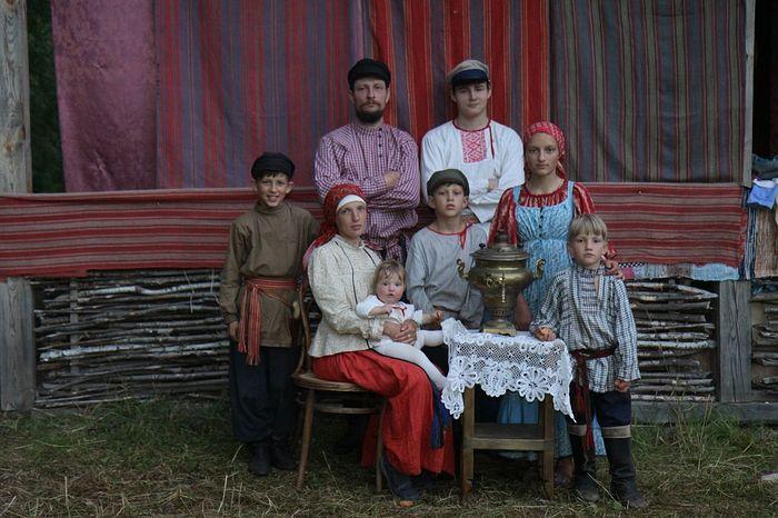 Семья Смирновых