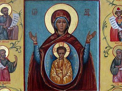 Божественная литургия в Сретенском монастыре в Неделю 27-ю по Пятидесятнице