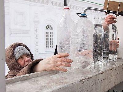 Что делать, если крещенская вода испортилась?