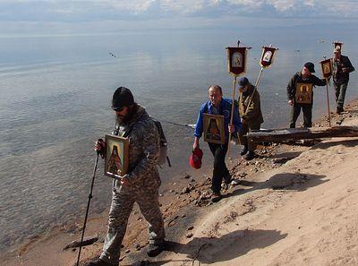 Воцерковление Байкалом