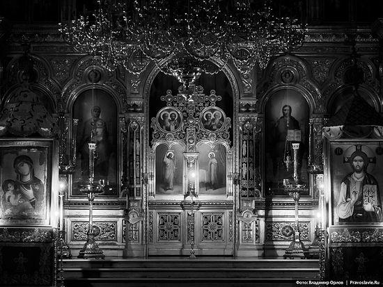 Главный алтарь собора