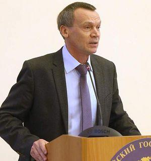 Александр Борисович Безбородов, исполняющий обязанности ректора РГГУ